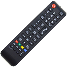 New Arrival Black Smart Remote Control ABS Controller For Samsung AA59-00741A 3D Smart TV LCD TV