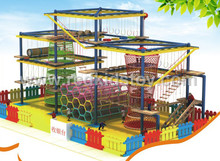 Indoor Development Facility Direct Factory High Quality Playground Set Indoor HZ-057-1
