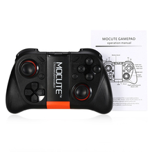 myohya 050 bluetooth wireless gamepad controller di gioco per android ios supporto android/ios/android tv box/tablet pc