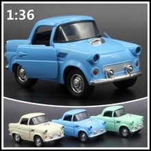 HOT sale 2016 kid present classic car model pull back alloy model children electric toys light sound 1:36 model
