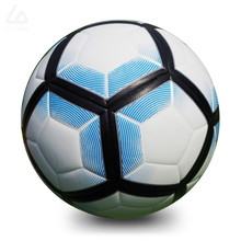 New 2017 Season Champion Balls Soccer Ball Football Ball PU Granule Sports Slip-resistant Size 5 High Quality(China)