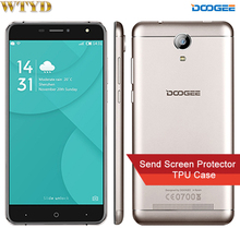 Original DOOGEE X7 Pro ROM 16GB+RAM 2GB Network 4G 6.0'' 2.5D Android 6.0 MTK6737 64-Bit Quad Core Dual SIM IPS Screen WCDMA&LTE