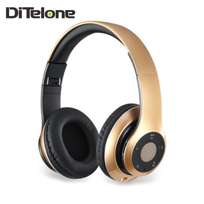 LOTONG L1 Headphones Wireless Bluetooth Headset Stereo Microphone Noise Cancelling HiFi Black White Gold for Phone iPhone Xiaomi<br><br>Aliexpress