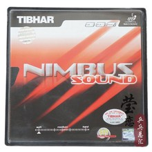 Original Tibhar NIMBUS SOUND pimples in table tennis rubber table tennis rackets racquet sports indoor sports fast attack loop