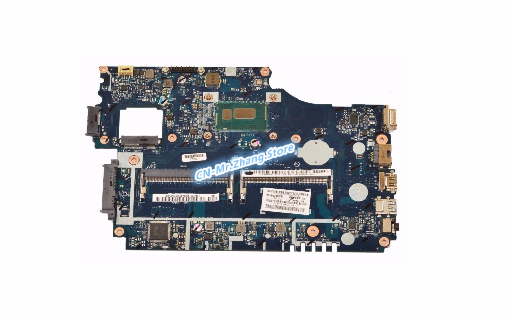 SHELI FOR Acer Aspire E1-572 E1-572G Laptop Motherboard W/ I5-4210U CPU NBMFM1100M NB.MFM11.00M LA-9532P DDR3L