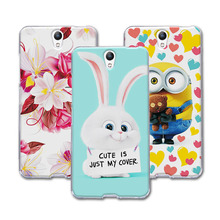 Buy Cute Cartoon Soft Silicone TPU Case Coque Lenovo Vibe S1 Colorful Mermaid Printing Back Cover Funda Lenovo Vibe S1 Case Capa for $1.48 in AliExpress store