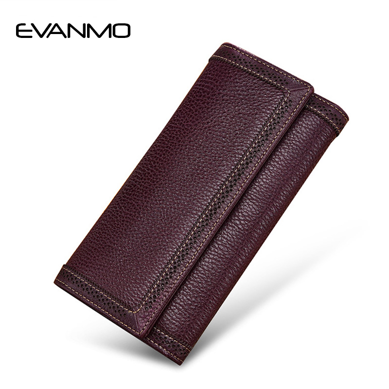Russian Style Hollow Green Wallet Female Hasp Fashion Dollar Price Long Women Wallets Vintage Clutch Bag Coin Purse Multi-card<br>