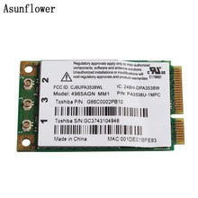 Новый для Intel 4965AGN MM1 Wi-Fi Беспроводной Link PCI-E карты для Dell Toshiba(China)