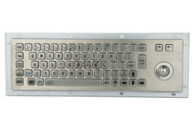 Metal Trackball Keypad Mechanical Keypad Metal Keypad terminal keyboard