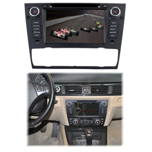 "7"" Touch Screen 2 Din Car DVD Player GPS Navigation in Dash PC Stereo Head Unit for BMW E90/E91/E92/E93 +Free Map +Free Card"