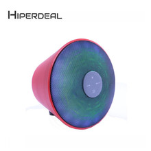 HIPERDEAL Portable Wireless Bluetooth Stereo FM Speaker For Smartphone Tablet Laptop Loudspeakers Fashion WithTF FM Sep6(China)
