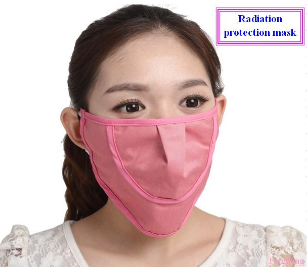 Anti-radiation air respirator face mask computer electrical radiation special protect mask 3 d metallized safety mask<br><br>Aliexpress