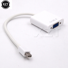 High Quality Mini DisplayPort to VGA Adapter for Macbook Pro Air DP to converter