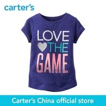 Carter's 1pcs baby children kids Active Tee 273G466,sold by Carter's China official store
