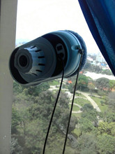 Remote control magnetic window cleaner robot for inside and outdoor high tall window, intelligent window cleaner tools