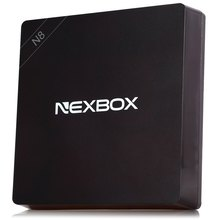 NEXBOX N8 TV Box H.265 Full HD 4K x 2K Media Center RK3368 8-core Cortex A53 64Bit Android 5.1 2.4GHz 5.8GHz WiFi HD 2.0