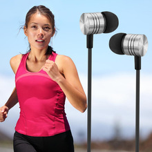 In-ear Piston Earphone Headset with Earbud Listening Music for Smartphone MP3 MP4