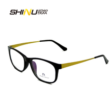 free shipping OEM manufactured optical frame manufacturers china wholesale security full rim ready stock glasses 3011(China)