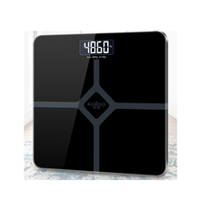 Buy Keep Healthy Toughened Glass 150KG Portable Digital Bathroom Body Weight Scale Household Scales Body Electronic Scale for $16.99 in AliExpress store