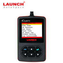 100% Original Launch Creader V+ Plus Universal OBD2 Code Reader Scanner OBDII OBD 2 II Scan Tool Better than VS890 AD310 AL319