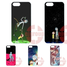 For Galaxy Y S5360 Note 3 Neo Ace Nxt Plus On5 On7 On8 2016 For Amazon Fire Cases Cover rick and morty