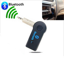 HOT LV-B01 3.5mm Wireless Bluetooth Receiver Bluetooth Audio Music Adapter Bluetooth3.1 Bluetooth Adapter Aux Receptor P16