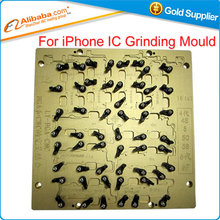 Newest mobile IC router 10 in 1 mobile mould mobile jig for removing iPhone grinding machine ic of IP4,IP5,IP6,IP6 Plus(China)