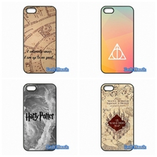 For LG L70 L90 K10 Google Nexus 4 5 6 6P For LG G2 G3 G4 G5 Mini G3S Harry Potter Marauder's Map Case Cover