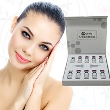 Anti Aging Treatments Best Anti Wrinkle Products 5Sets/Box Complex Argireline Lyophilized Powder Argireline Dissolved Liquid(China)