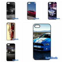 Ford Mustang S Shelby Phone Cases Cover For Apple iPhone 4 4S 5 5S 5C SE 6 6S 7 Plus 4.7 5.5 iPod Touch 4 5 6
