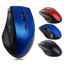 Portable 2.4GHz Wireless Optical Gaming Mouse Gamer Mice For PC Laptop Computer Pro Gamer Fast Moving XXM(China)