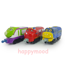 Tomy Chuggington Train Brewster & Wilson & Koko Diecast Toy Train Tender Loose Brand New In Stock & Free Shipping