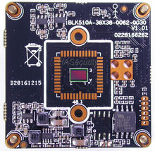 "IPC (720P) 1/4"" CMOS SOI H62 image sensor + IPC510A CCTV IP camera module PCB board(China)"