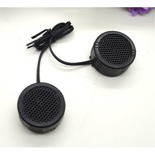 5set/lot Useful Car Auto Super Power Tweeter 500W Loud Dome Speaker For MP3 Mp4 iPod CD Player(China)
