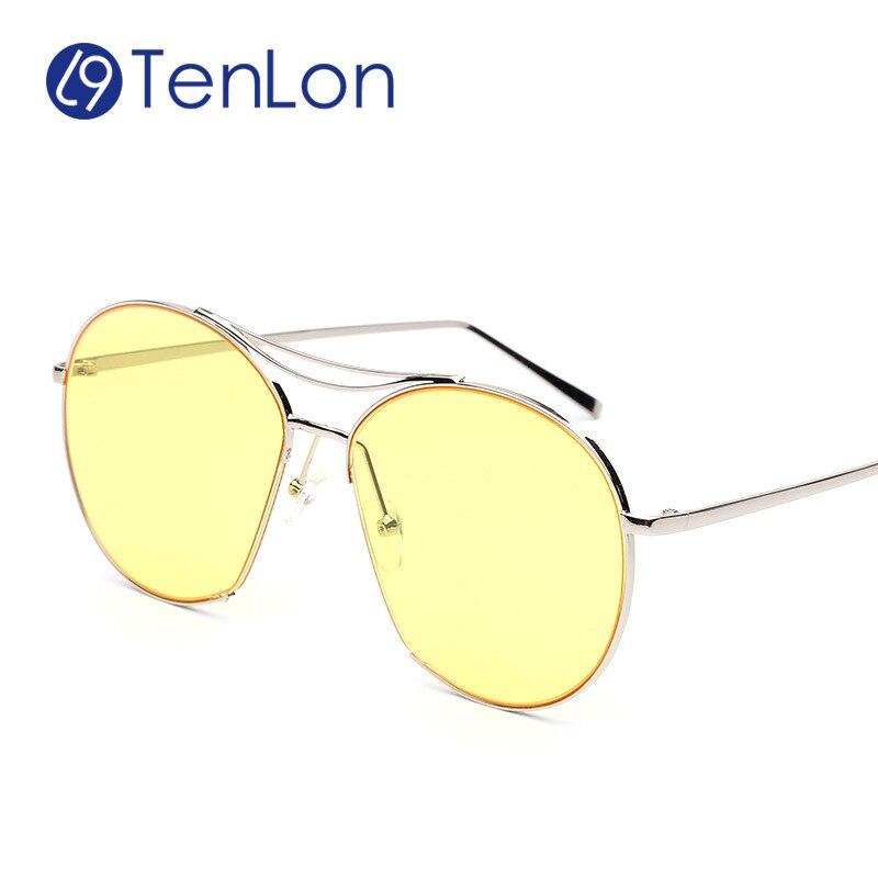 TenLon Glasses Ocean Lens Sunglasses for Concert Jumping Jack Alloy Frame Vintage Sun Glasses de sol feminino GM eyewear UV400<br><br>Aliexpress