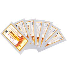 New 10pcs Body Sculpting Lean Patch Slimming Diet Products Weight Loss Stickers Slimming Patch Fat Burning Health Care Patch(China)