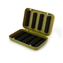 1Pc Waterproof Plastic Storage Case Box Fly Fishing Lure Hook Bait Tackle Box