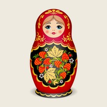5D DIY Diamond Embroidery Painting Cross Stitch Russian Dolls Home Decoration Full Mosaic Crafts 3D Kit For Needlework