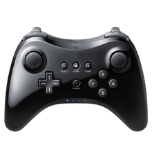 For WiiU Classic Dual Bluetooth Gamepad Wireless Remote Controller Joypad For Nintendo Wii U Gaming Accessories(China)