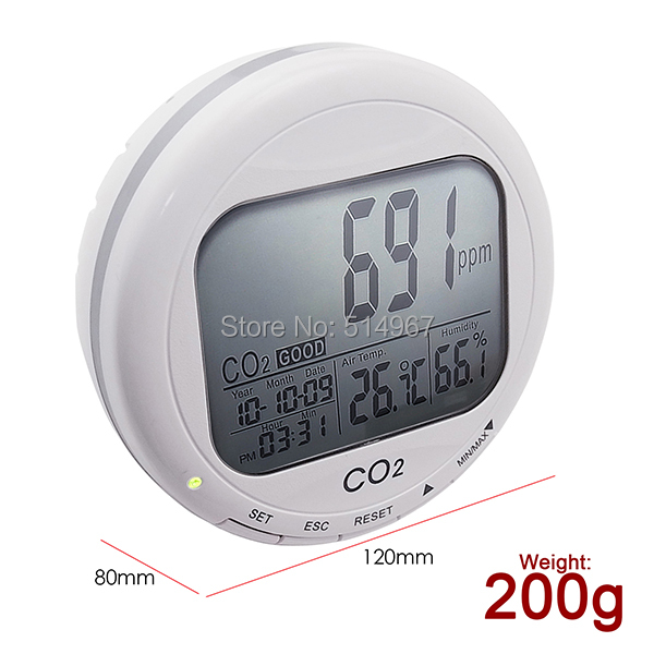 6-gainexpress-gain-express-CO2-meter-CO98-Dimension