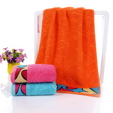 Simanfei New Cotton Towel Sets Beach Bath Towel for Adults Luxury Brand High Quality Soft Face Towel 1 PCS Hand Towel