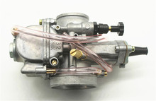 32MM KOSO32 KOSO 32 PWK flat slide performance Carburetor Carburador w/ Power Jet for ATV QUAD Dirt Bike Scooter GY6 125 150 250(China)
