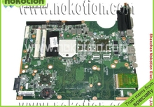 NOKOTION 571188-001 Laptop Motherboard for HP Pavillion DV6 series mother boards SOCKET S1 DDR3(China)