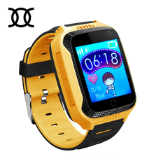 TWOX Q528 Smart GPS Tracker Location SOS Call Remote Monitor Camera Flashlight Watch Wristwatch for Kids Student Pk Q50 Q90 Q100