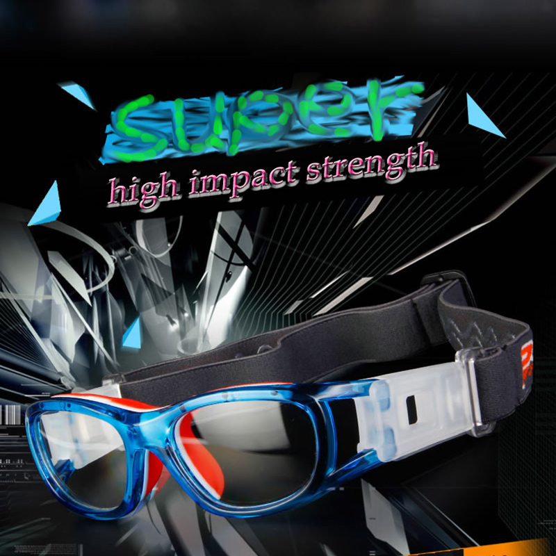 2017 Kids Child Professional Basketball Football Soccer Rugby safety Sports Glasses Goggles Eyewear Protective(China (Mainland))