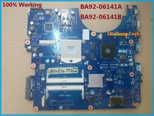 Tested ! Laptop Motherboard for Samsung R530 R730 P530 DDR3 BA41-01175A BA92-06141A BA92-06141B mainboard(China)