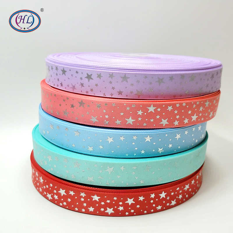"""New1/"""" 25mm 2.5cm Grosgrain Ribbon 24 Color mixed Set for Baby/'s Hair Bows Making"""