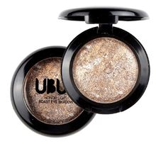 Earth Tone Amazing Magic Single Baked Long-lasting Eye Shadow Bling Powder Eyeshadow Palette 12 Styles
