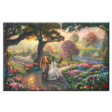 xdr322 Thomas Kinkade Oil Paintings The Cottage Christmas Art posters and prints Giclee Art On Canvas Wall art pictures home dec