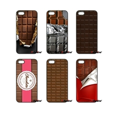 For Xiaomi Redmi Note 2 3 3S 4 Pro Mi3 Mi4i Mi4C Mi5S MAX iPod Touch 4 5 6 Opened Half Wonka Chocolate Fashion Phone Case Cover(China)